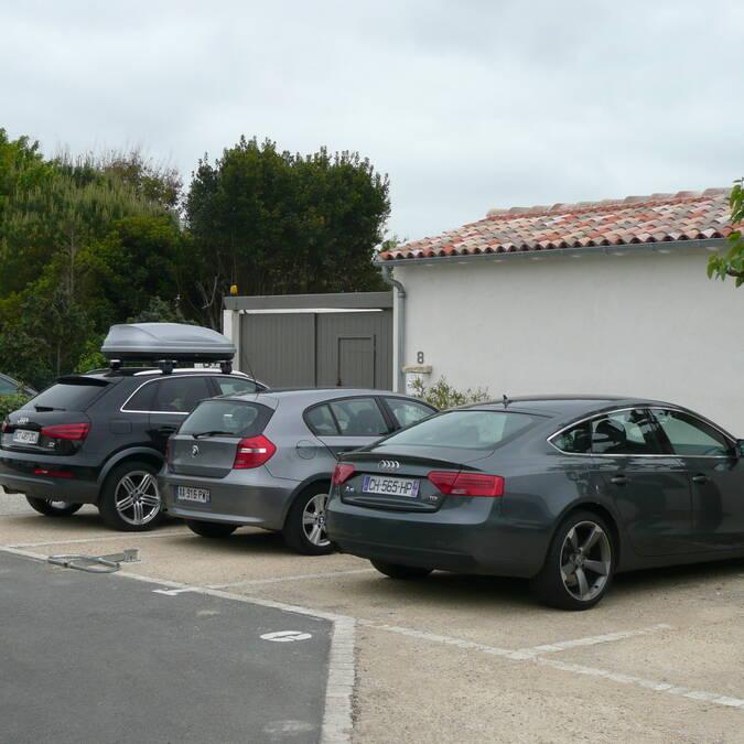 Résidence Andréa ILE DE RE locations avec parking privé