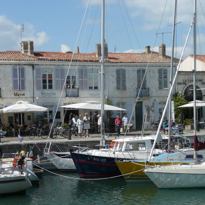 Ile de ré Résidence Andréa résidence de tourisme proche saint martin de RE