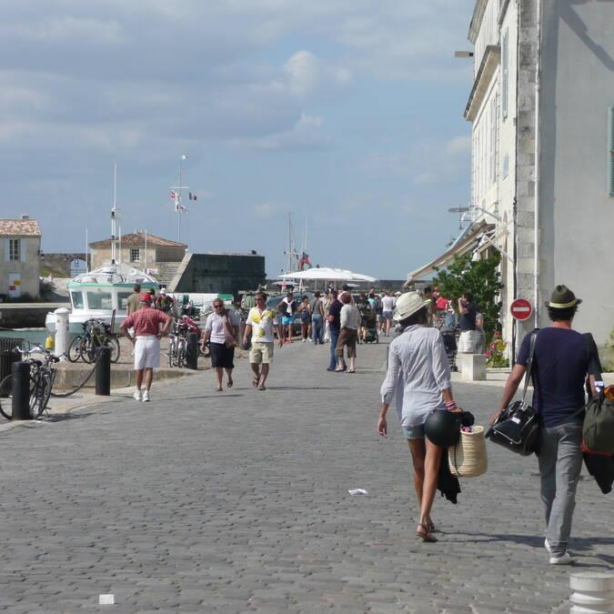 location de vacances île de ré résidence andréa village de la Flotte