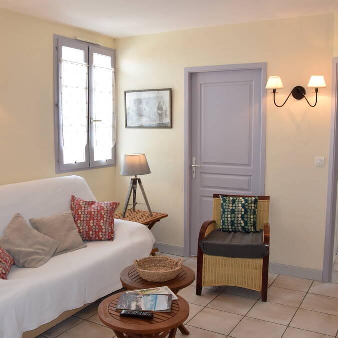 Ile de Ré location de villa et appartement résidence Andréa