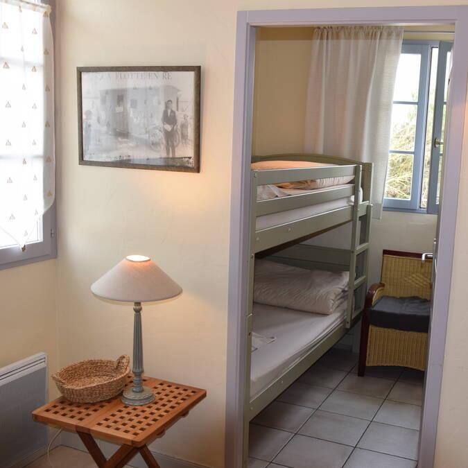 location d'appartements  à  ile de ré