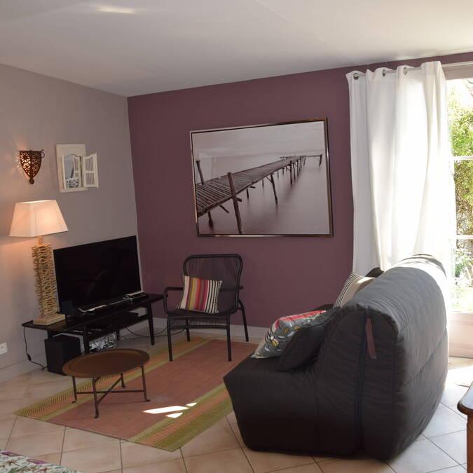 Ile de ré  location grande villa luxe résidence andréa