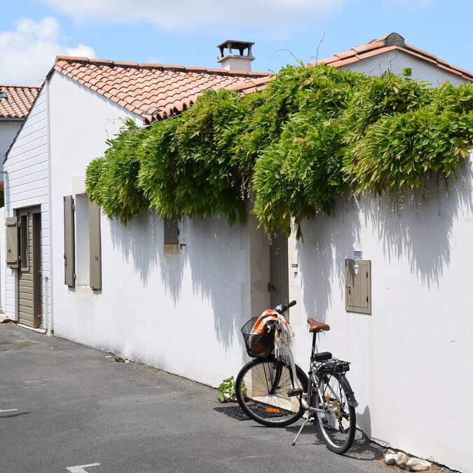 Ile de ré grande villa luxe résidence andréa