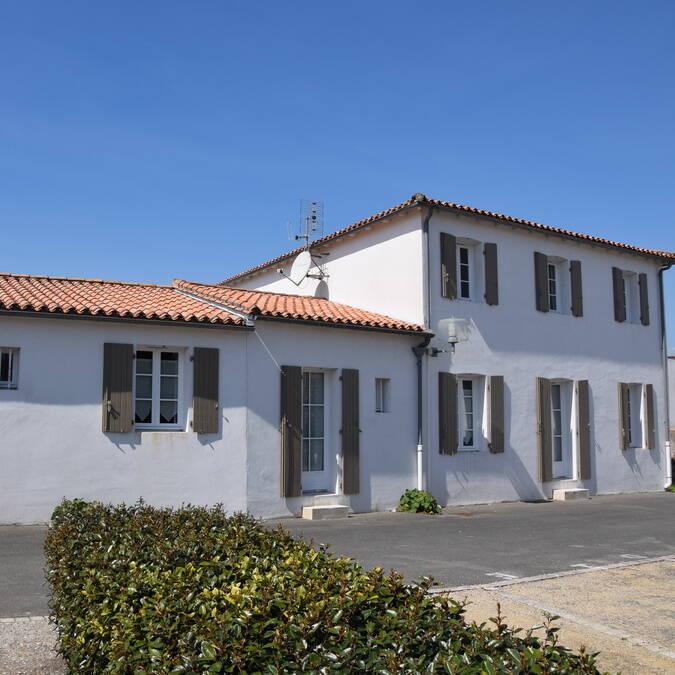 ile de re locations saisonières de maison et villa Résidence Andréa
