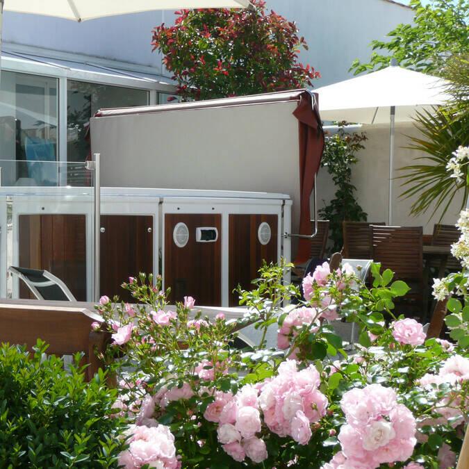 Résidence Andrea location de maison proche du port de la Flotte