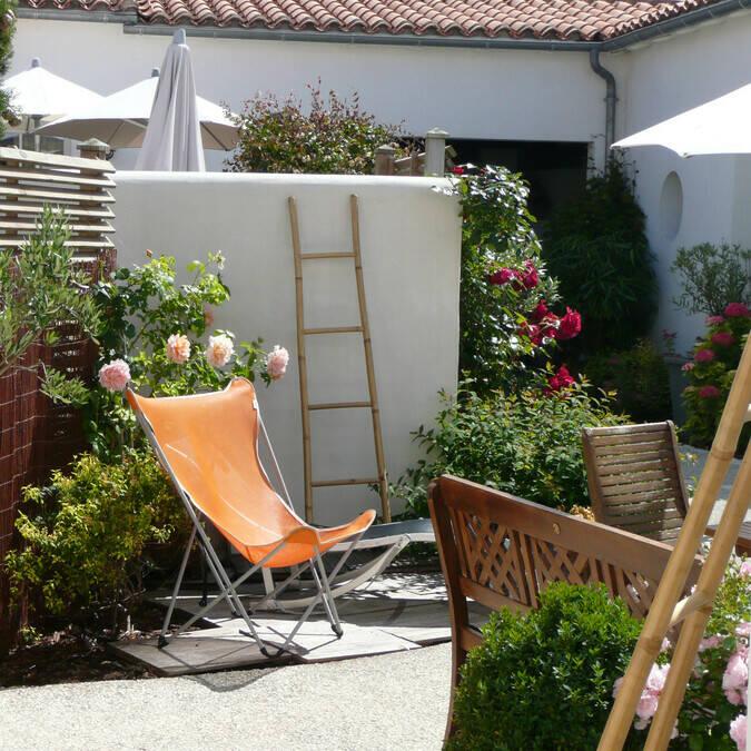 résidence Andréa île de ré location de maison de vacances trois étoiles meublés